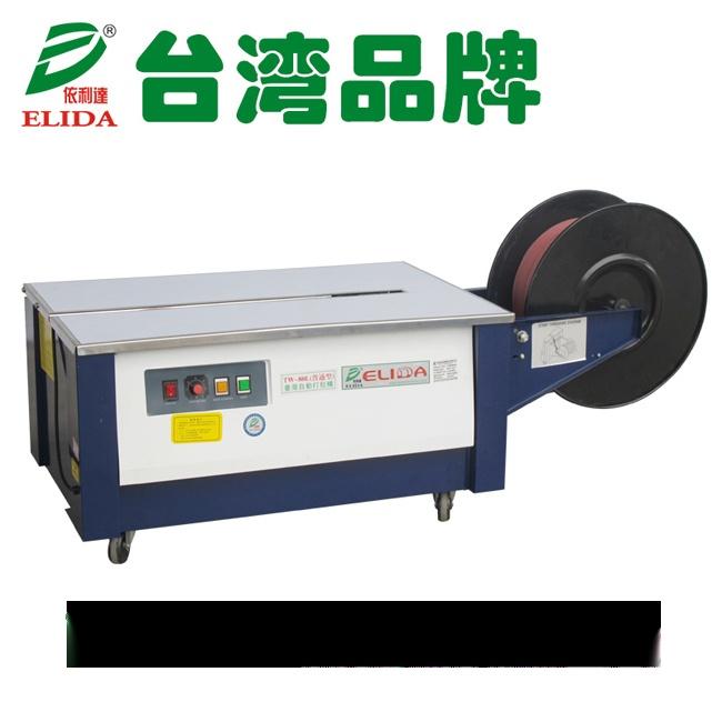 中山小欖低臺型半自動打包機 東莞普通半自動打包機72106985