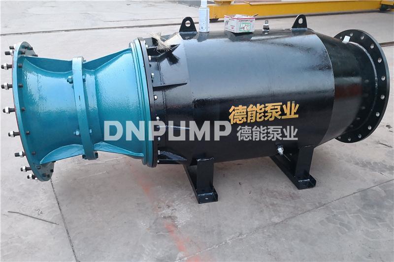 入水式潜水贯流泵解决方案781477462