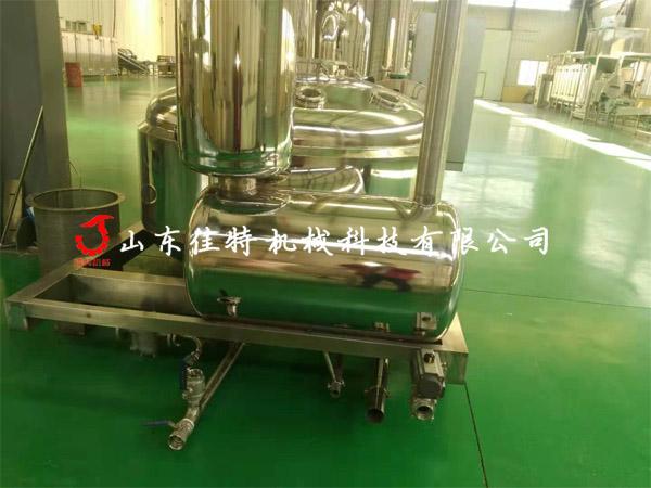 萝卜真空油炸机多少钱一台,新款大产量低温真空油炸机111605562