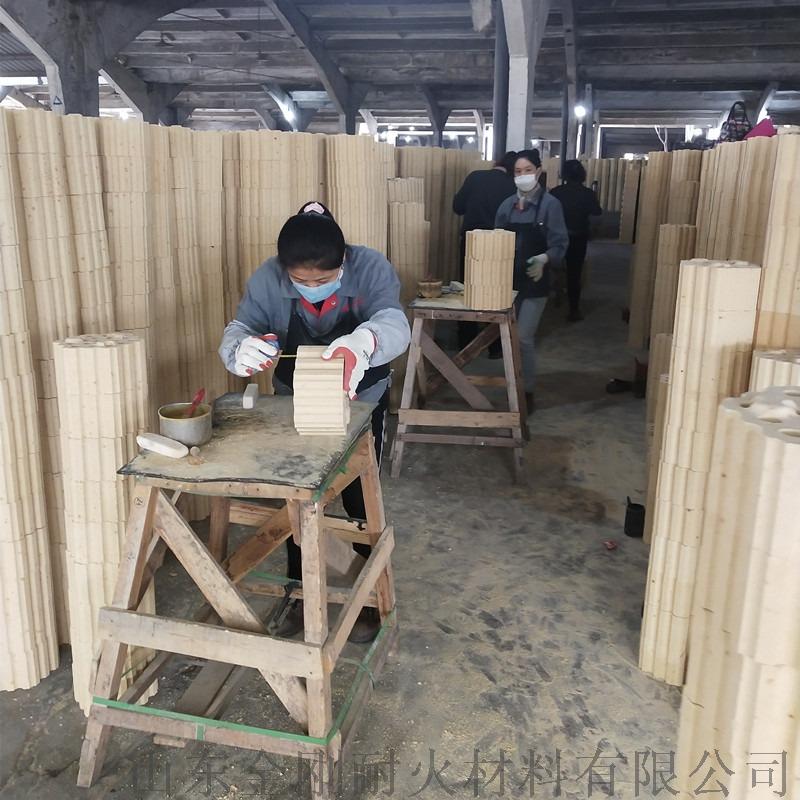 优质二分片厂家 山东淄博粘土耐火砖134055962
