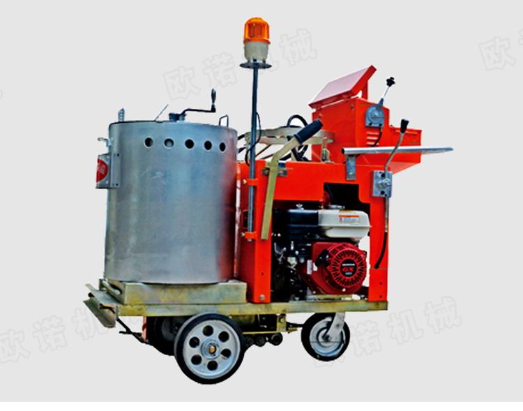 道路热熔划线机 热熔道路划线机 自驾式热熔划线机110125792