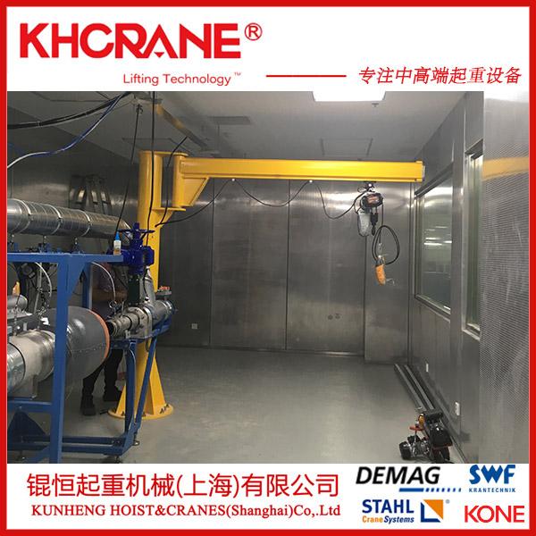 供应上海苏州杭州常州BZD-1t立柱式悬臂吊860229925