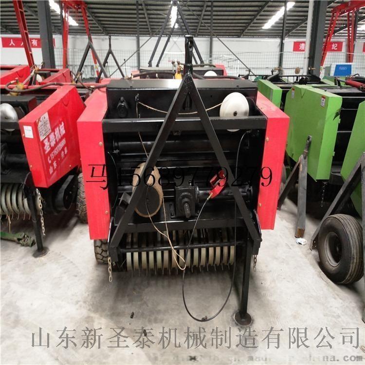 大型小麦秸秆打捆机   秸秆打捆机械810033285