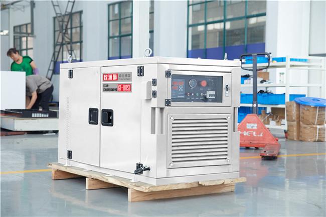 水冷10kw靜音柴油發電機使用方法96055582