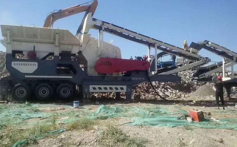 多功能鄂式破碎机设备 济南山石石块破碎机116058962
