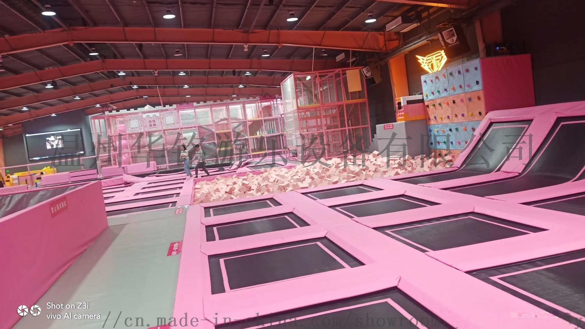 大型成人健身蹦床 网红蹦床 淘气堡乐园138959405