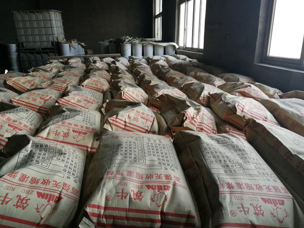 煙臺灌漿料廠家-築牛牌高強無收縮灌漿料報價84538545