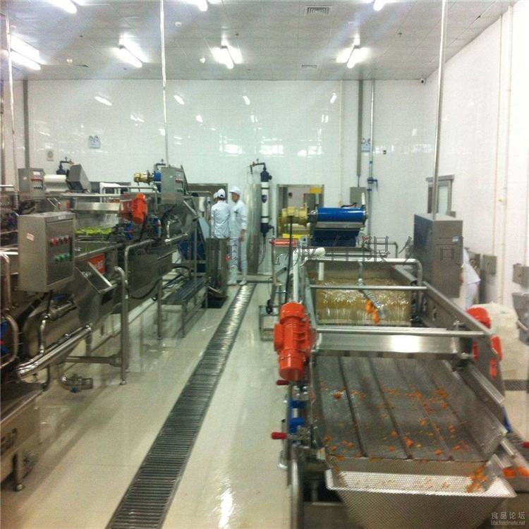 诸城 净菜加工设备 蔬菜加工设备 一站式净菜生产线62545832