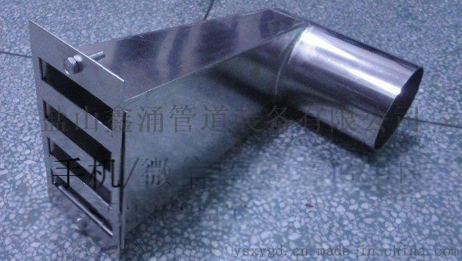 南宁优质雨水斗 87型雨水斗 虹吸铸铁雨水斗57001685