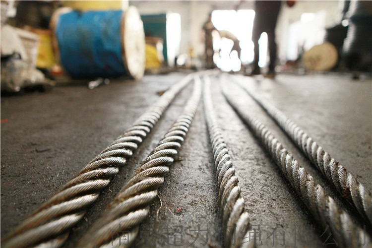 吊索具钢丝绳 皇冠店铺 起重吊具 手工编织绳结121398755