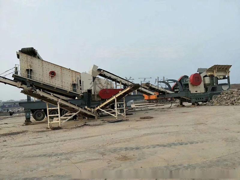 北京破碎機設備電話 移動建築垃圾破碎機產量67991992