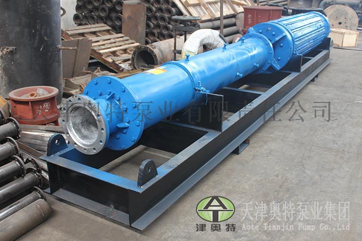 津奥特立式安装方便QK矿用潜水泵\矿山抢险矿用潜水泵760348825