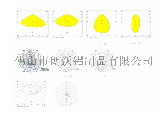 佛山朗沃LED250W路燈外殼  外殼套件120284705