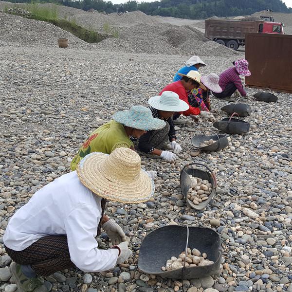贵州哪里有鹅卵石_鹅卵石贵州厂家_销售批发。110842422