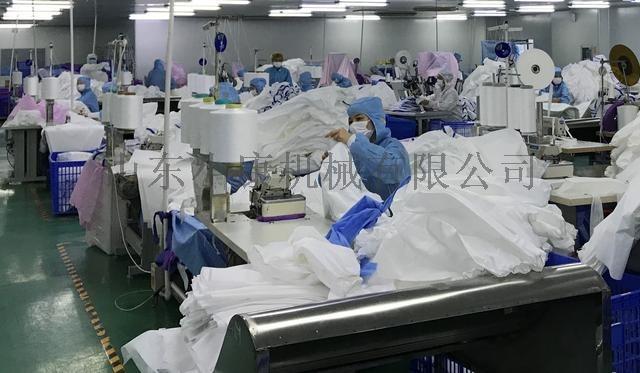 防护服滚动真空包装机,医疗器械多功能真空包装机110585832