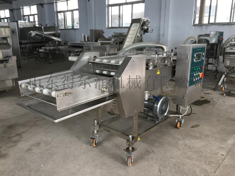 闻喜 K煮饼裹芝麻机 自动连续上糖裹芝麻生产线71756622
