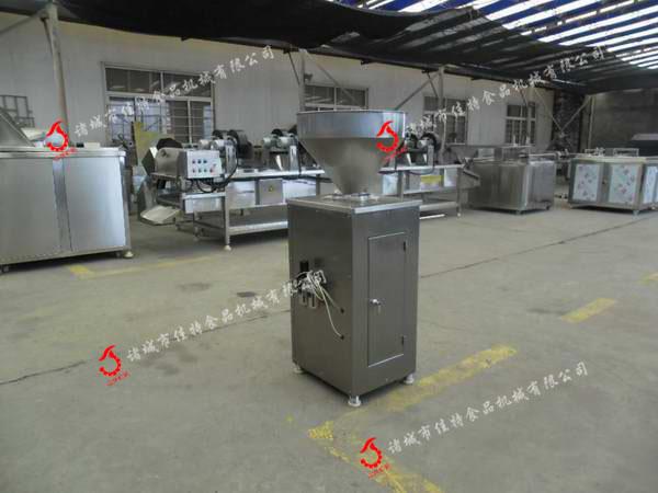怀化猪肉肠灌肠机 厂家直销灌肠机34449462