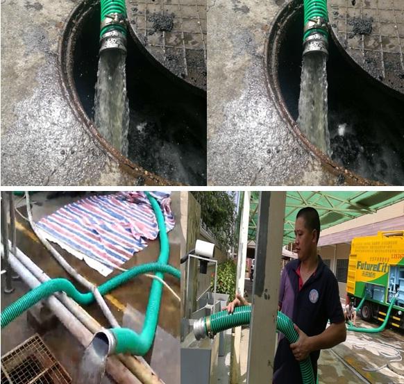 粪便处理车处理后的水质.jpg