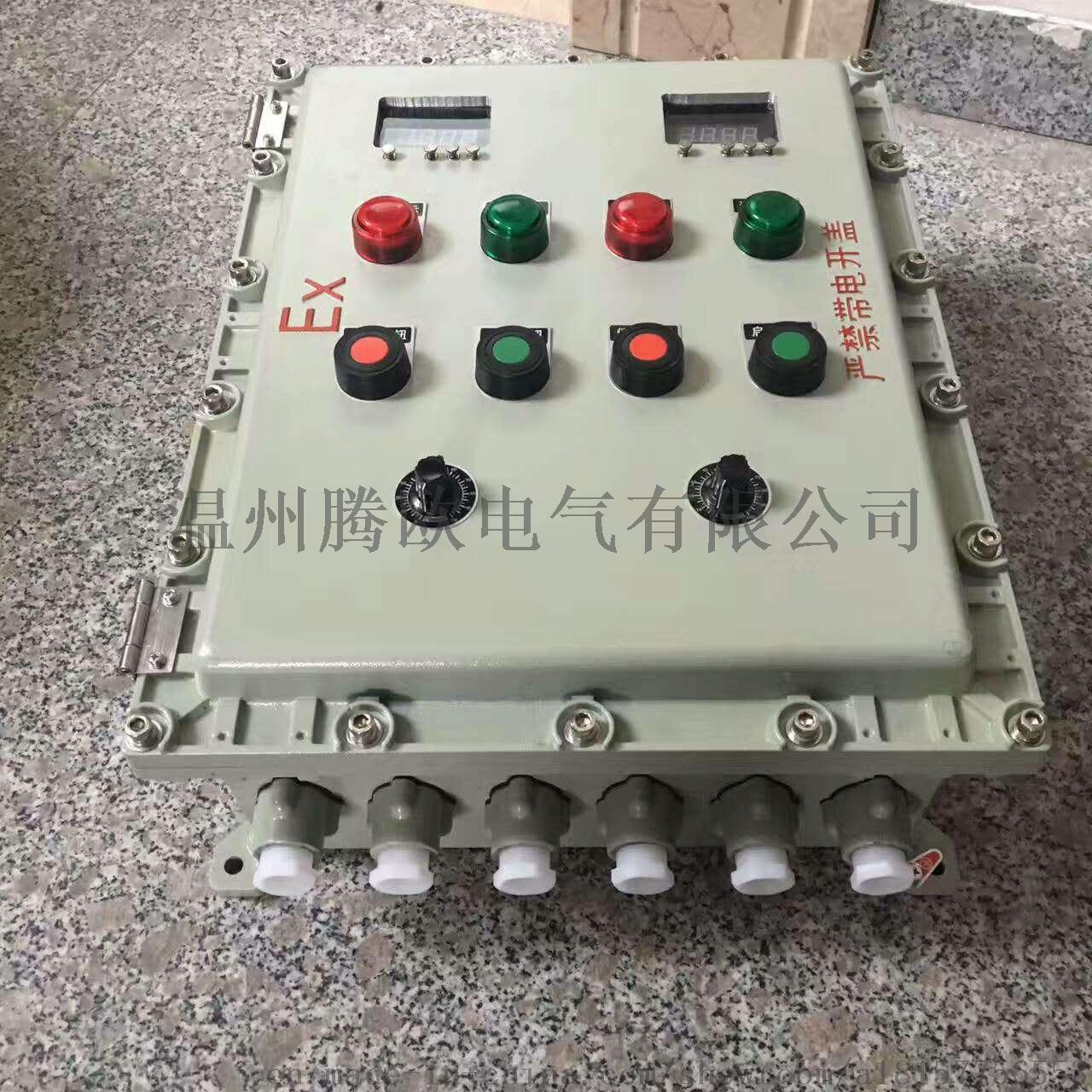 防爆变频器箱2