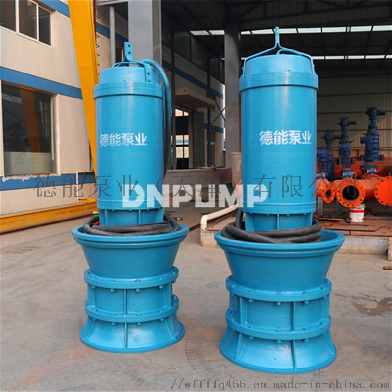陕西500QZ-125井筒式潜水轴流泵866389972