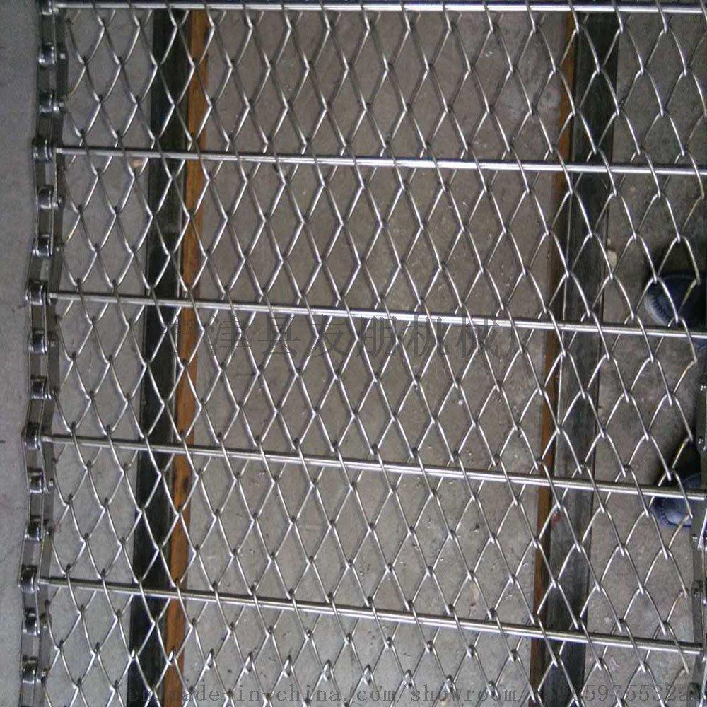 不锈钢链条网带  厂家定制 链条输送带 食品输送链741521522