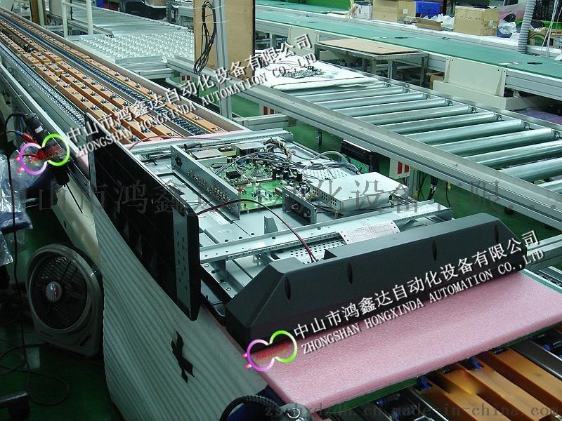 显示屏生产线,液晶面板自动装配线,LCD检测流水线56736705