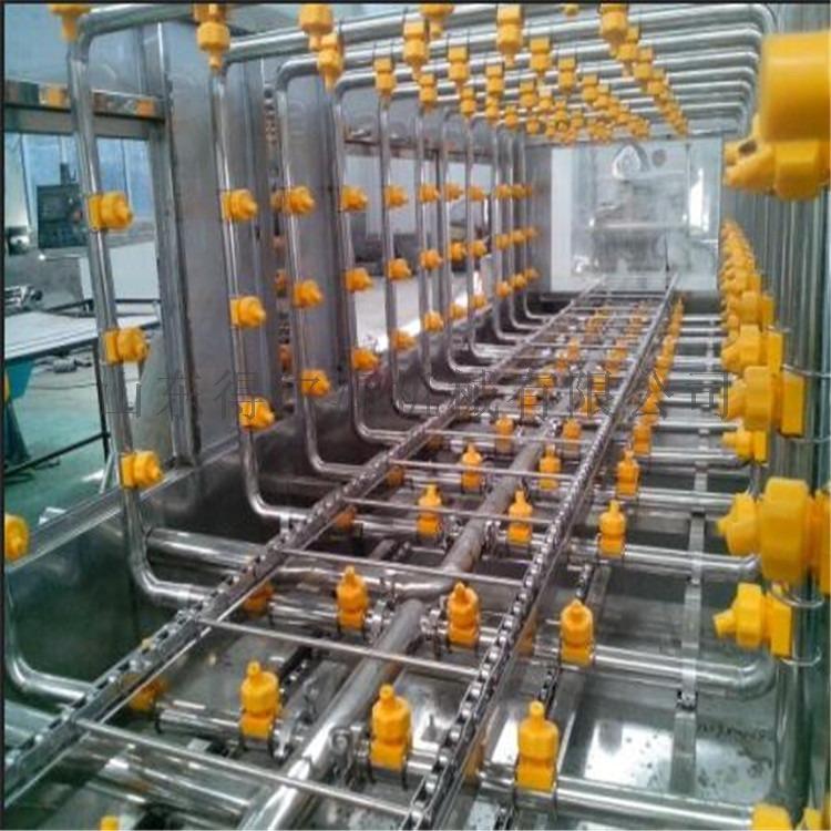 山東DER-5烘烤盤清洗機 自動羅盤烘烤盤清洗設備766624392