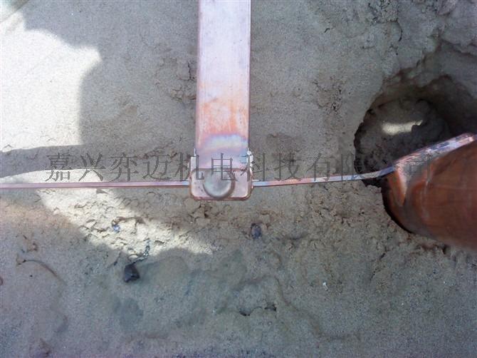 海外水電站接地網銅排放熱焊接焊藥模具131406745