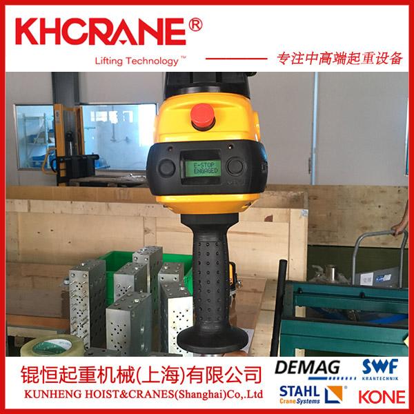 定制气动平衡吊  锟恒AI-80kg智能提升机858501335