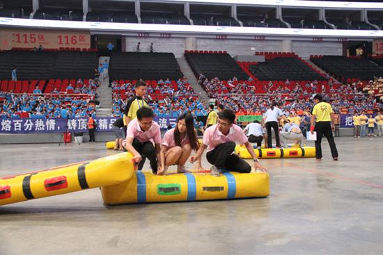 陝西西安趣味運動會道具充氣盤算好玩810383722