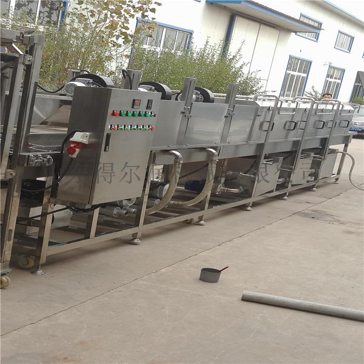 山東DER-5烘烤盤清洗機 自動羅盤烘烤盤清洗設備766624352