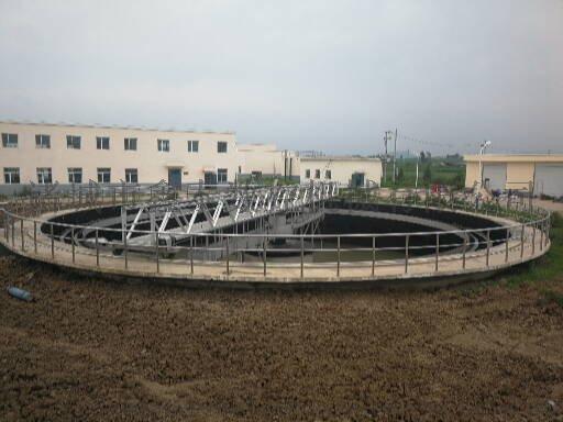 全桥式周边传动刮吸泥机概述及供货范围116980712