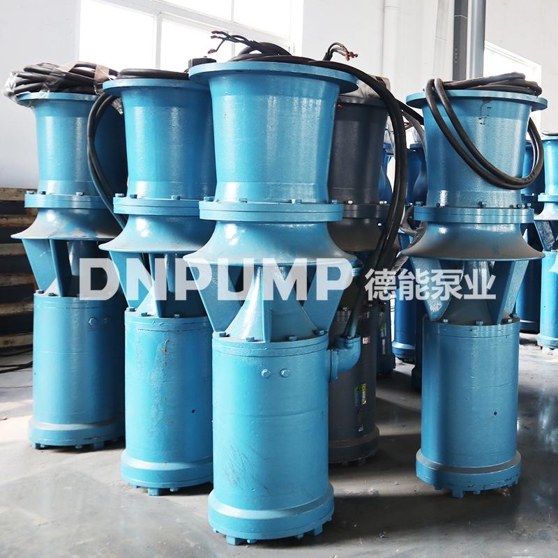 具有漂浮式排水作业的轴流泵822405552