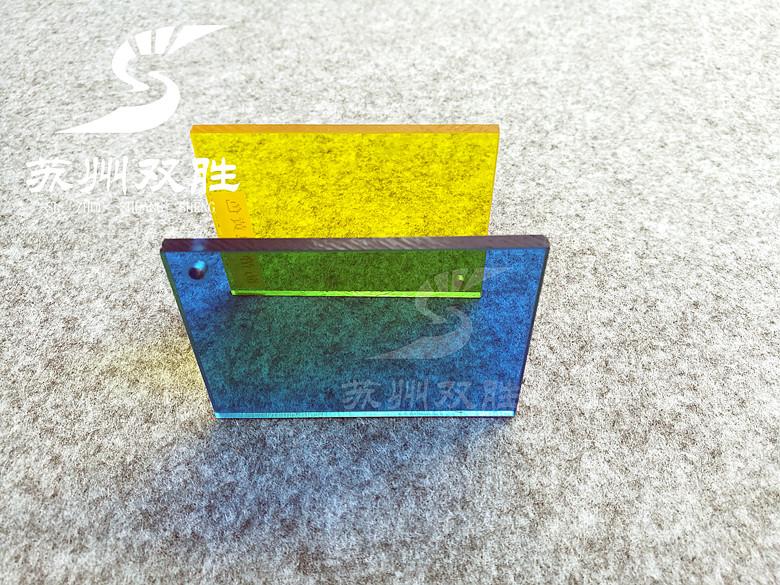 进口防静电透明亚克力板 防静电有机玻璃板 抗静电茶色亚克力板 抗静电黄色有机玻璃板 防静电蓝色亚克力板现货35070895