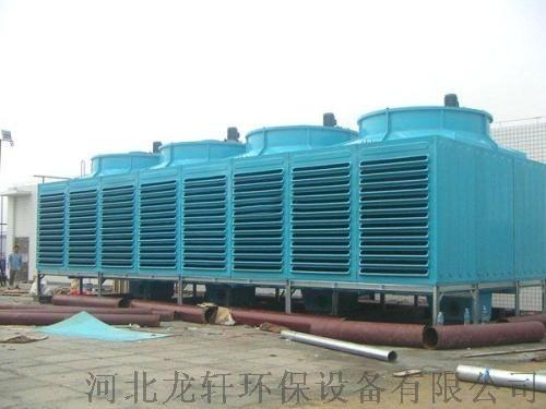 橫流式方形冷卻塔 節省空間 節省電力 噪聲低103535542