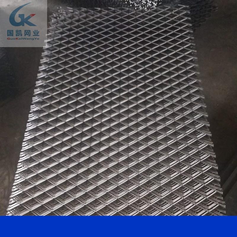 金属拉伸网是钢板网吗  国凯钢板网118838292