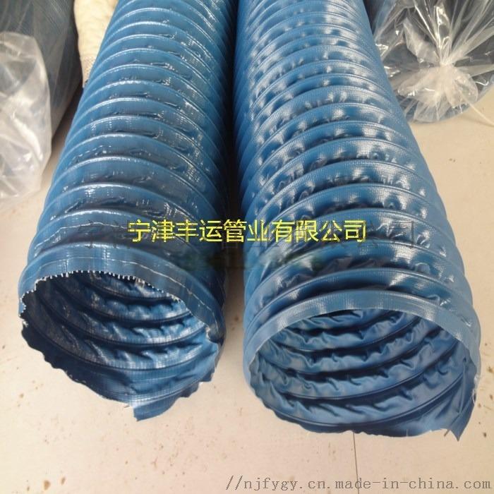 直销内经200MM尼龙布风管焊烟除尘通风管68865112
