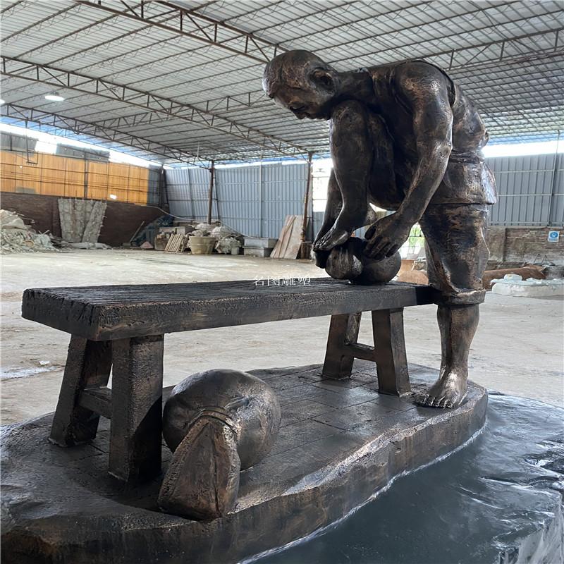 湖南玻璃钢雕塑定制 玻璃钢人物雕塑848714132