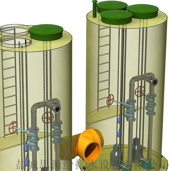 河南一體化污水預製泵站生產廠家816966265