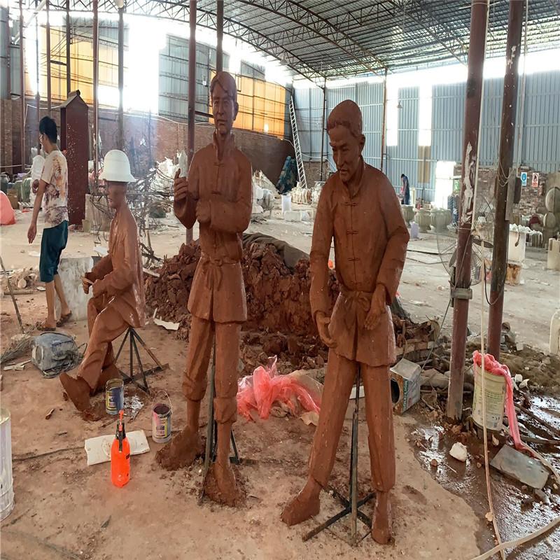 佛山玻璃钢情侣艺术雕塑、玻璃钢人物造型雕塑91717362