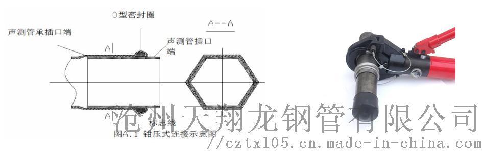 浙江声测管/舟山声测管/螺旋式声测管79515532