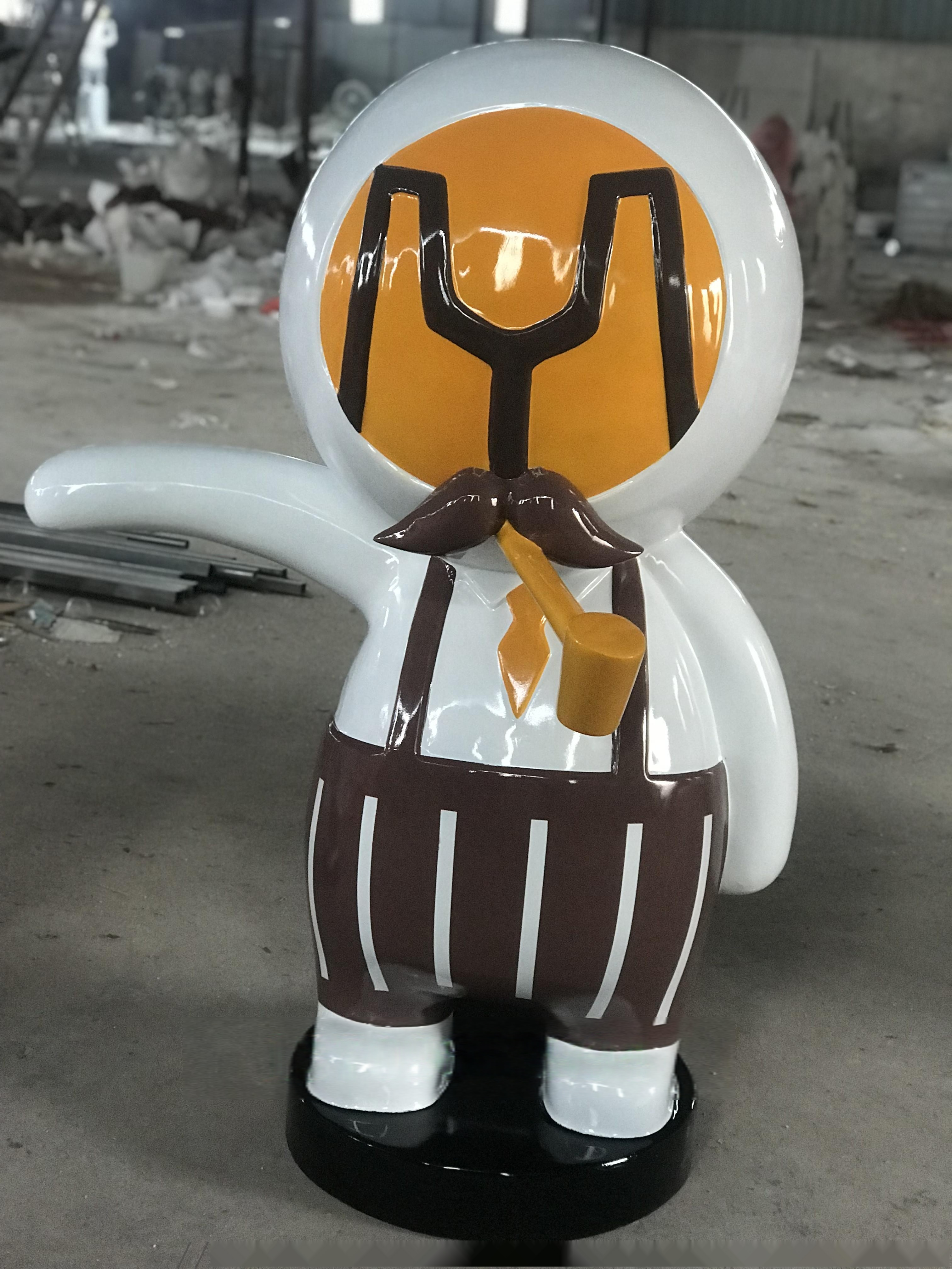 幼兒園卡通人物雕塑,玻璃鋼卡通雕塑805460995