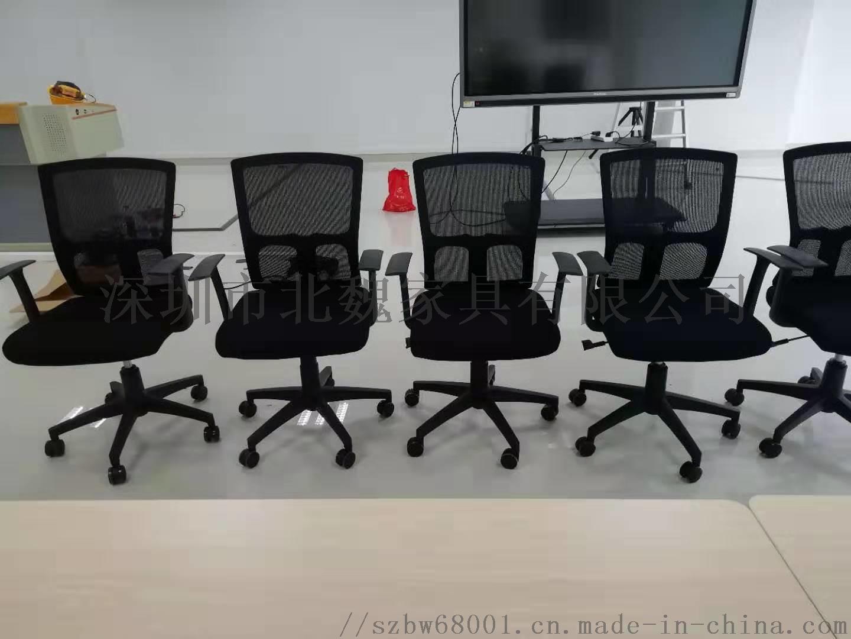 广东PXZ学校梯形拼接六边形创意带轮培训桌椅126941545