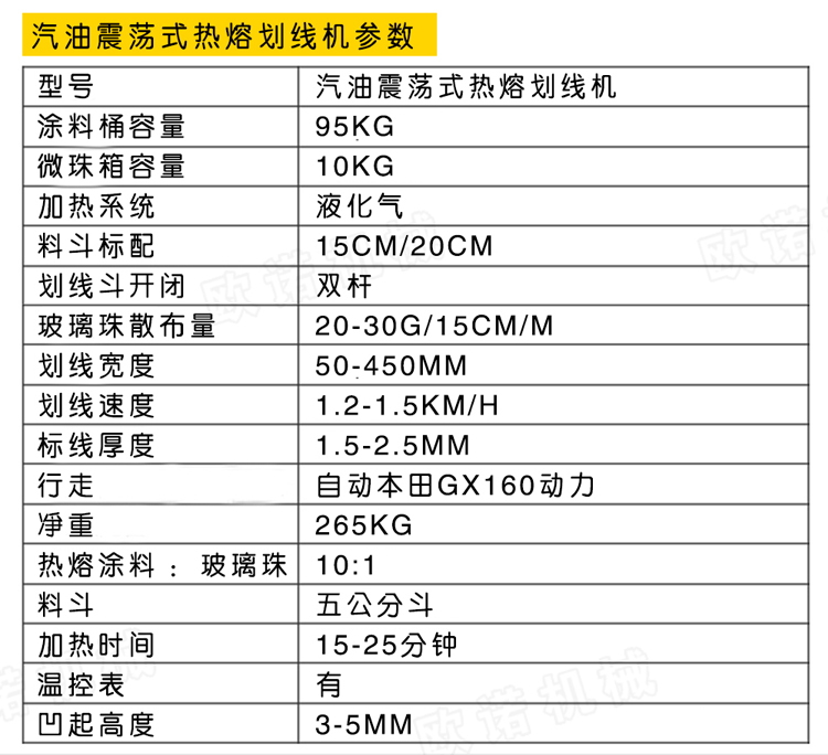 歐諾劃線熱熔機 熱熔釜劃線機 熱熔漆劃線機110124742