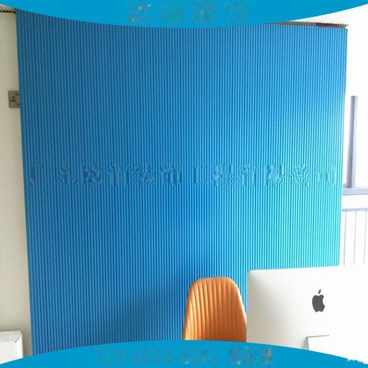 10*10规格波纹铝板吊顶天花 墙面装饰凹凸型长城铝板101646405