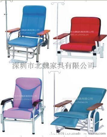 单人不锈钢输液椅价格、可躺可调节输液椅、不锈钢三人位输液椅、690723195