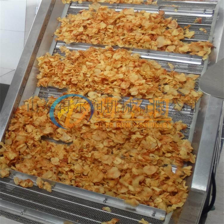 新技术DR 油炸薯片生产线 鲜切薯片加工设备流程757873762