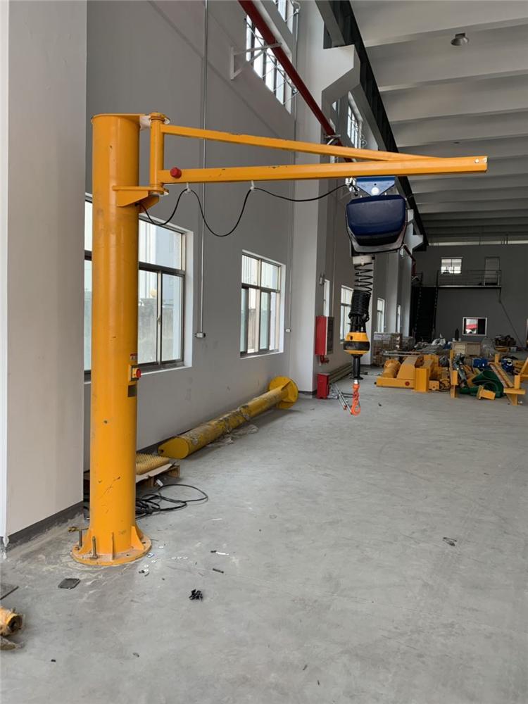 折臂式起重机/80kg电动智能提升折臂吊142445305