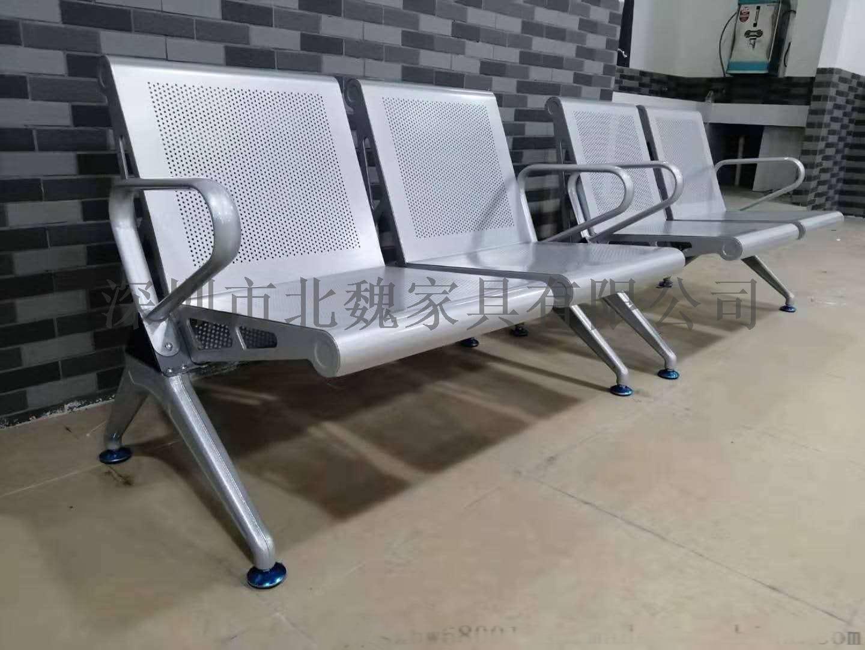 供应广州客运站多人位加皮垫排椅136964215