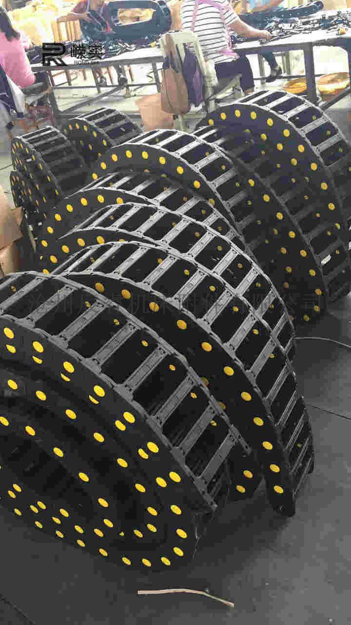 工程塑料拖链-「机床拖链」-沧州辰睿厂生产电缆拖链850551365